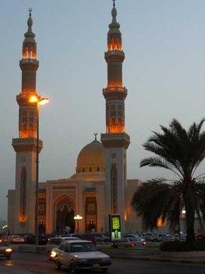 Mosque, Sharja