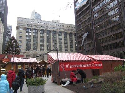 Chicago - Xmas Markets