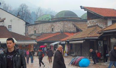 Bascarsija Old Town