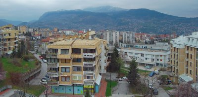Nova Breka - suburban neighbourhood