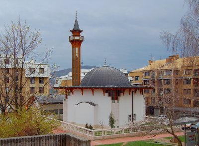 Malaysian Mosque in Nova Breka, Sarajevo