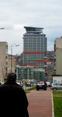 Bosmal Business Centre - far view