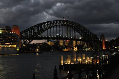 harbour bridge NICE
