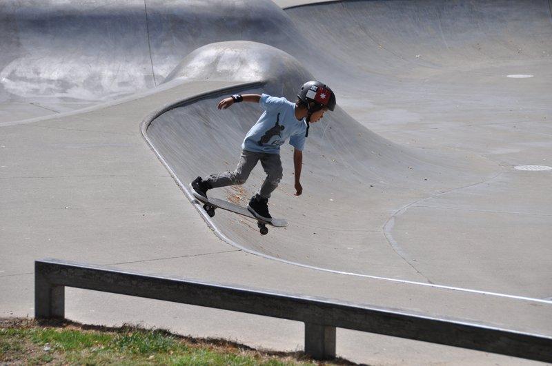 keiner zu klein ein skater zu sein..