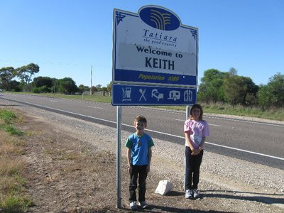Welcome to Keith