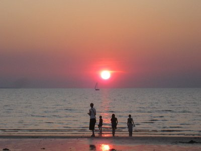 Mindil Beach sunset