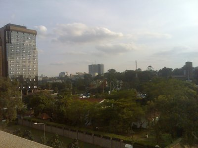 Nairobi city
