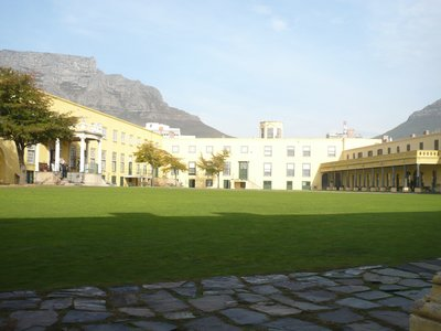 Caste of Good Hope, Cape Town
