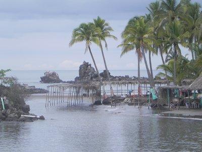 Playa de los Isletas