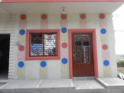 Smartie house - Santiago