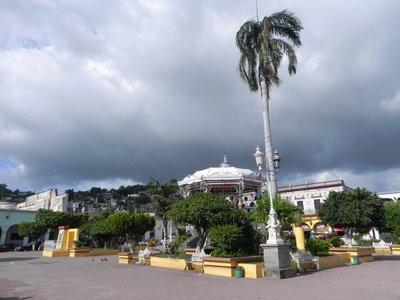 Plaza Santiago