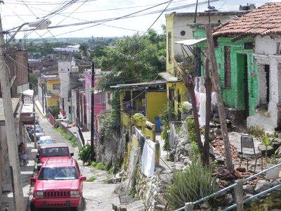 Street scene - Santiago
