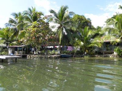 Guatemalan village