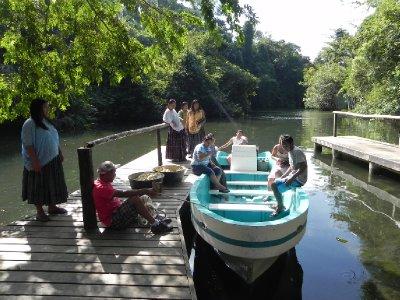 Jungle ferry
