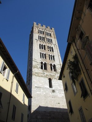 Lucca tower