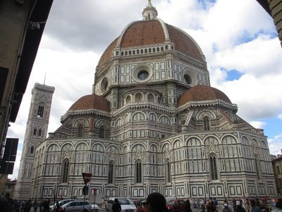 Brunelleschi's beautiful Duomo