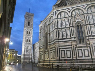 Duomo, early morning