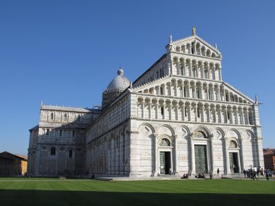 Cathedral, Pisa