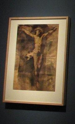 Picasso, Crucifixion