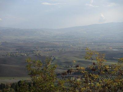 Pienza view