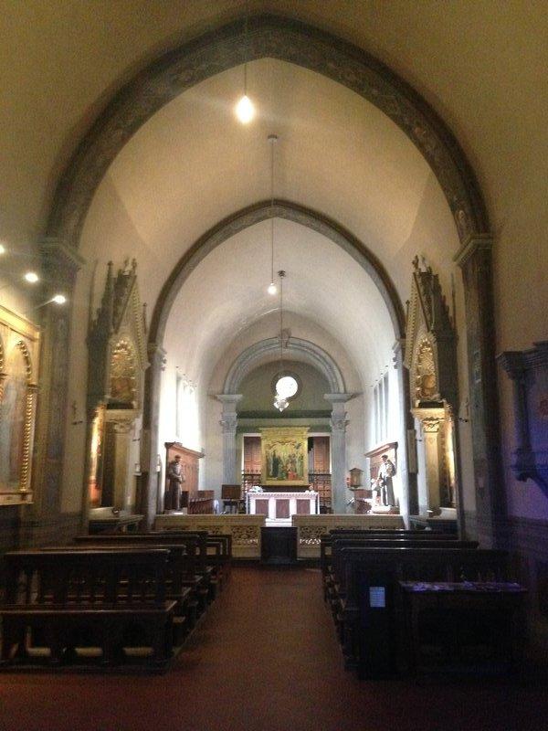 Inside Chiesa di San Francesco