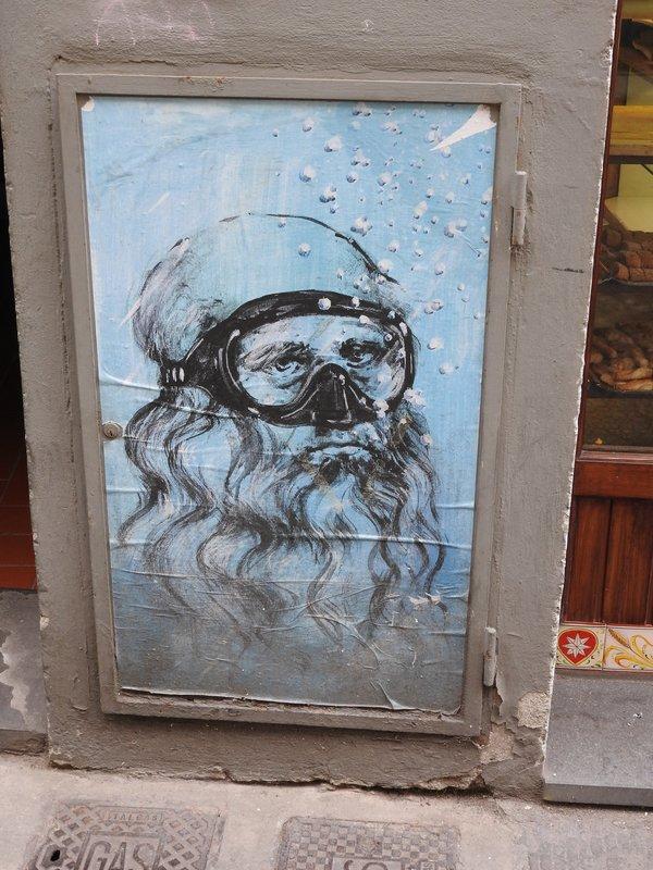 Leonardo by Blub