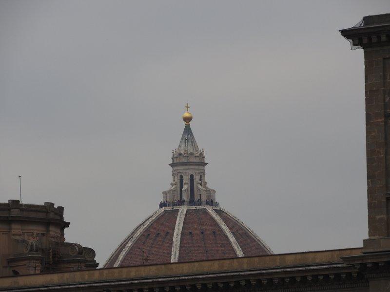 Duomo gold ball
