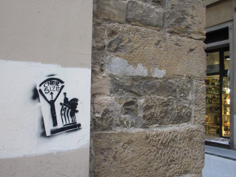 Florence grafitti