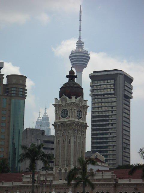 Kuala Lumpur - Old meets New
