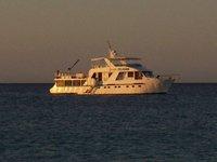Yacht Floreana, Galapagos Islands