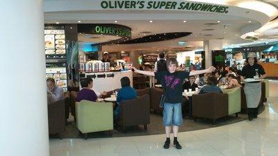 My Sandwich Shop
