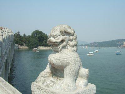 绝对不是卢沟桥的石狮