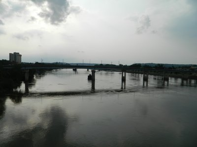 arkansas river