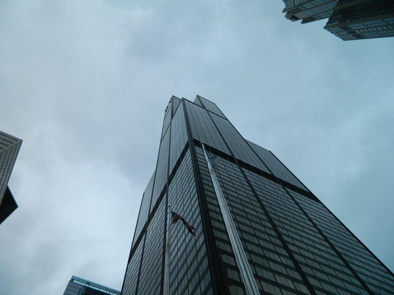 voormalige sears tower