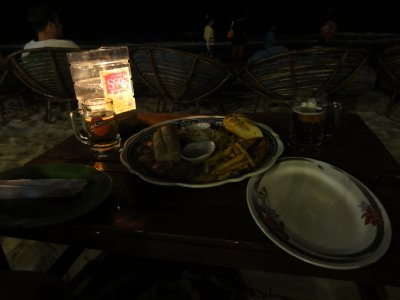Sea food BBQ, Sihanoukville