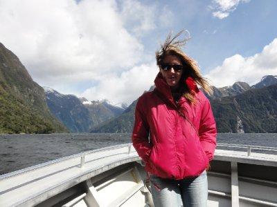 windy Milford Sound