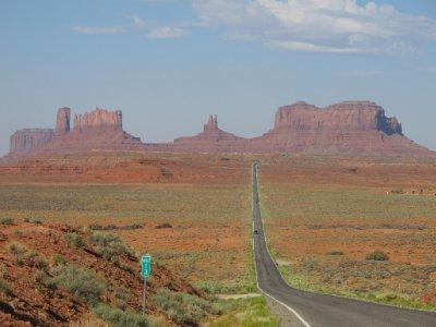 Forrest Gump's Road