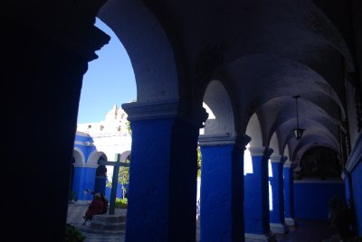 Arequipa - Monasterio de Santa Catalina (8)