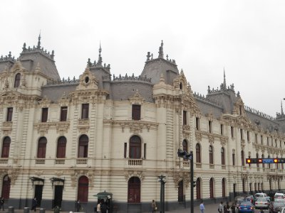 Lima - Spanish Colonial Architecture (2)