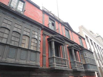 Lima - Balcony (2)
