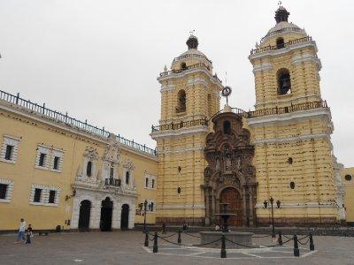 Lima - Monasterio de San Francisco (1)