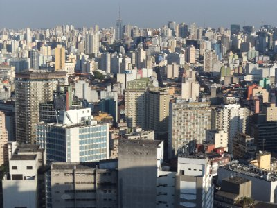 Sao Paulo - View from Edifico Italiano building (4)