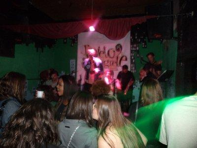 Sao Paulo - Samba Jazz Rock @ Sarajevo Club