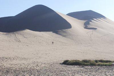 Huacachina - Desert sand dunes (3)