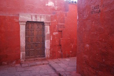 Arequipa - Monasterio De Santa Catalina (3)
