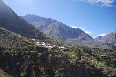Colca Canyon - Landscape (3)
