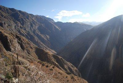 Colca Canyon - Landscape (2)