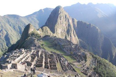Machu Picchu - View from Caretaker's Hut (2)