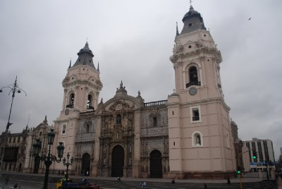 Lima - La Catedral de Lima