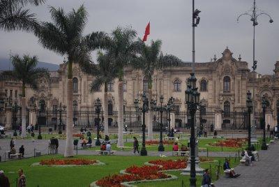 Lima - Plaza de Armas (1)